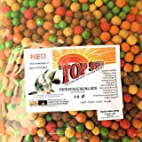 TOP SECRET Futterboilie 10Kg 16-20mm Frucht-Mix