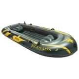 Intex Boot Seahawk 3, grün, 295 x 137 x 43 cm -
